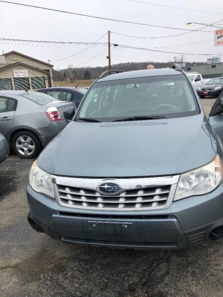 2011 Subaru Forester for sale at Stewart's Motor Sales in Byesville OH