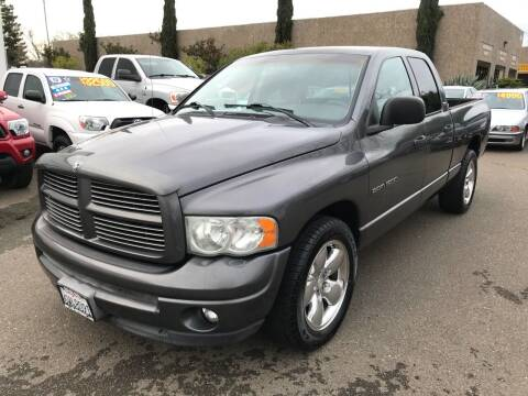 2002 Dodge Ram Pickup 1500 for sale at C. H. Auto Sales in Citrus Heights CA