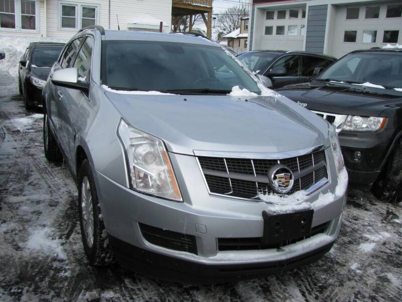 2012 Cadillac SRX for sale at CLASSIC MOTOR CARS in West Allis WI