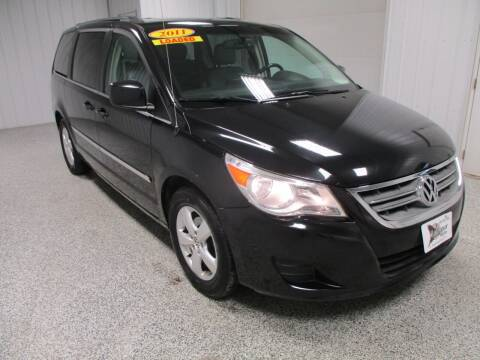 2011 Volkswagen Routan for sale at LaFleur Auto Sales in North Sioux City SD