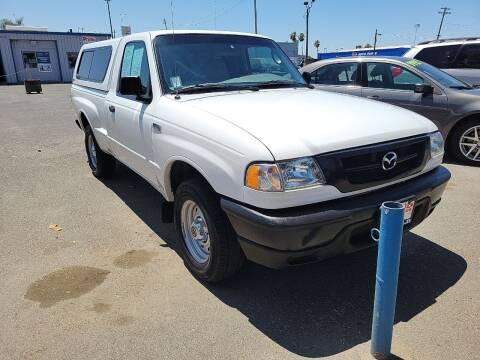 2003 Mazda Truck for sale at Primo Auto Sales in Merced CA