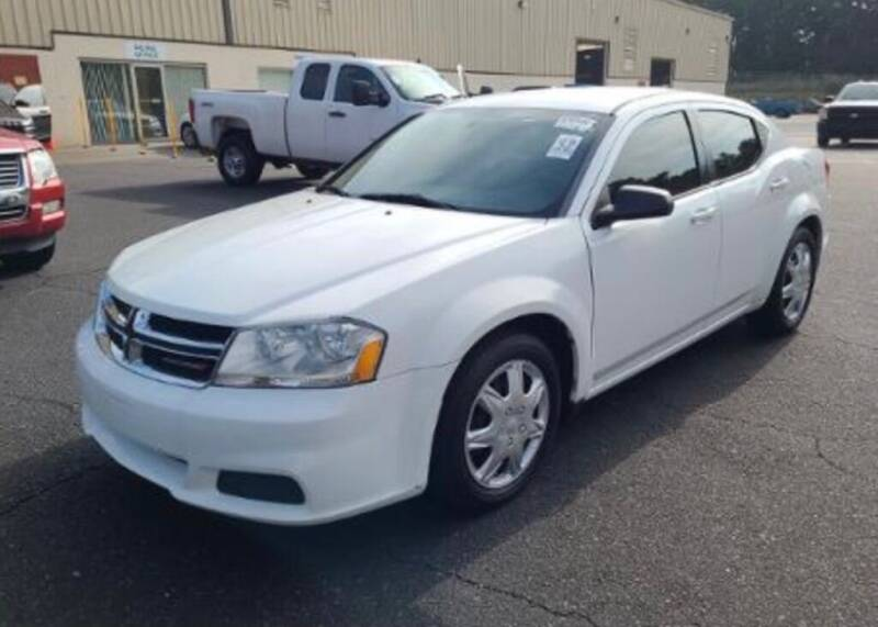 2014 Dodge Avenger for sale at Nasco Automotive Group in Peachtree Corners GA
