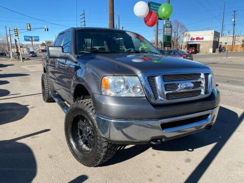 2008 Ford F-150 for sale at New Wave Auto Brokers & Sales in Denver CO