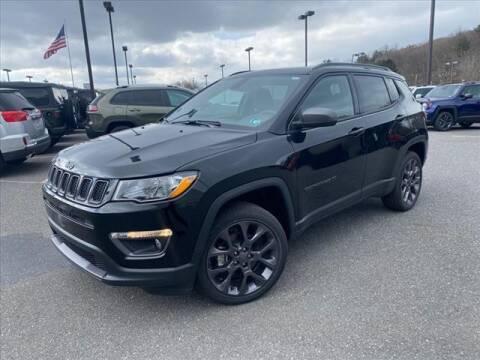 2021 Jeep Compass for sale at Bob Weaver Auto in Pottsville PA