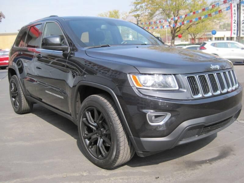 2015 Jeep Grand Cherokee 4x4 Laredo 4dr SUV - Bountiful UT