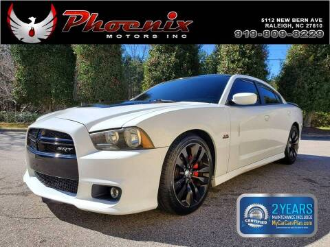 2013 Dodge Charger for sale at Phoenix Motors Inc in Raleigh NC