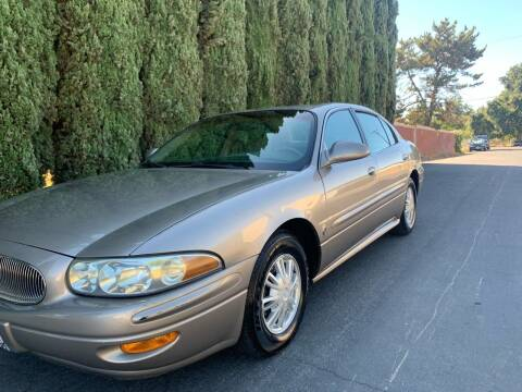2002 Buick LeSabre for sale at River City Auto Sales Inc in West Sacramento CA