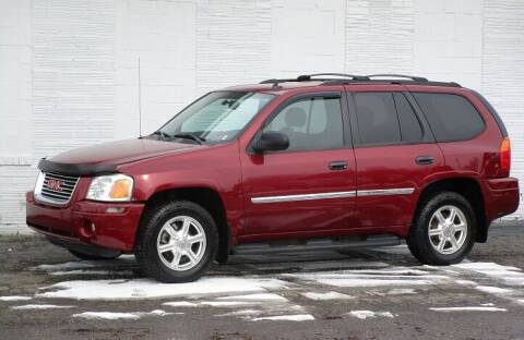 2009 GMC Envoy for sale at Kohmann Motors & Mowers in Minerva OH
