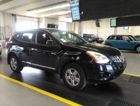 2012 Nissan Rogue for sale at HW Used Car Sales LTD in Chicago IL