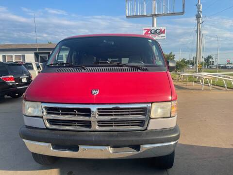 1996 Dodge Ram Wagon for sale at Zoom Auto Sales in Oklahoma City OK