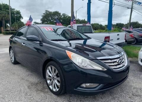 2012 Hyundai Sonata for sale at AUTO PROVIDER in Fort Lauderdale FL