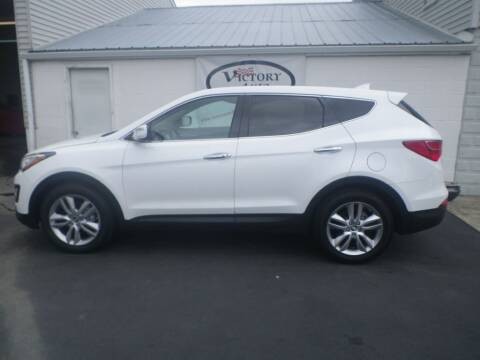 2013 Hyundai Santa Fe Sport for sale at VICTORY AUTO in Lewistown PA