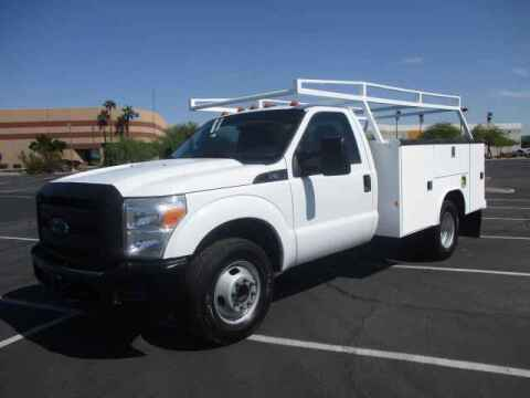 2015 Ford F-350 Super Duty for sale at Corporate Auto Wholesale in Phoenix AZ