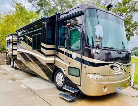 2011 Allegra Bus M-43QRP Freightliner 450 for sale at Testarossa Motors Inc. in League City TX