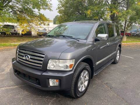 2004 Infiniti QX56 for sale at Car Plus Auto Sales in Glenolden PA