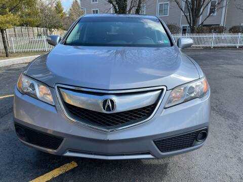 2013 Acura RDX for sale at Via Roma Auto Sales in Columbus OH