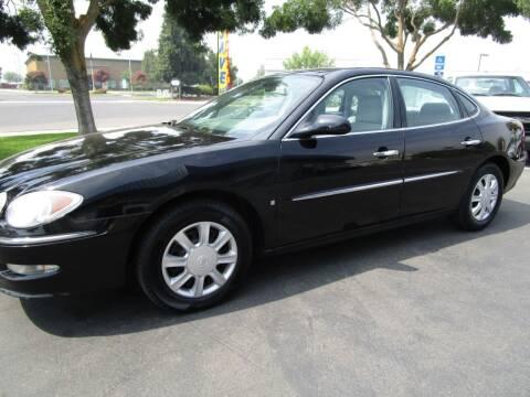 2008 Buick LaCrosse for sale at KM MOTOR CARS in Modesto CA