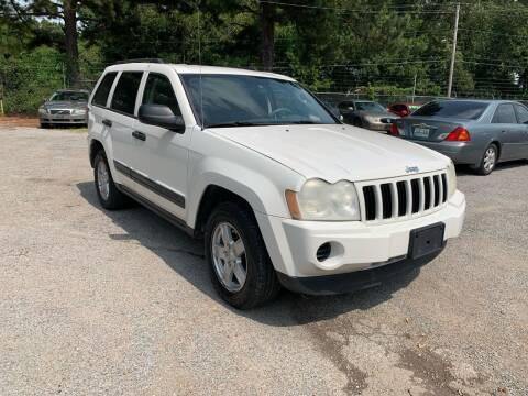 2006 Jeep Grand Cherokee for sale at Super Wheels-N-Deals in Memphis TN