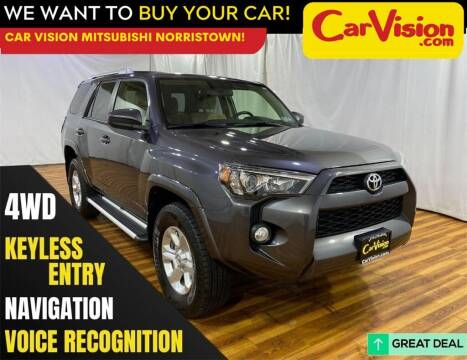 2015 Toyota 4Runner for sale at Car Vision Mitsubishi Norristown in Norristown PA