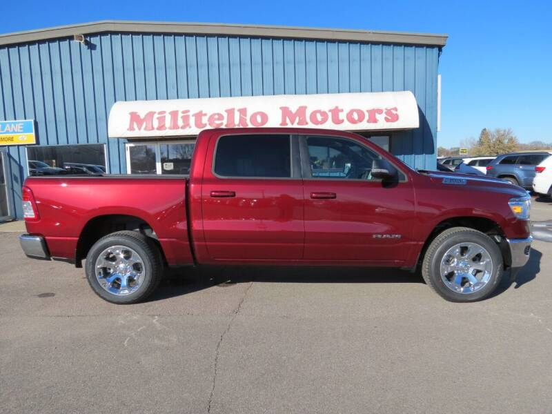 2021 RAM Ram Pickup 1500 for sale in Fairmont, MN