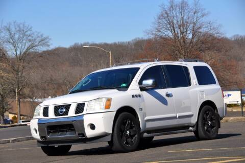 2004 Nissan Armada for sale at T CAR CARE INC in Philadelphia PA