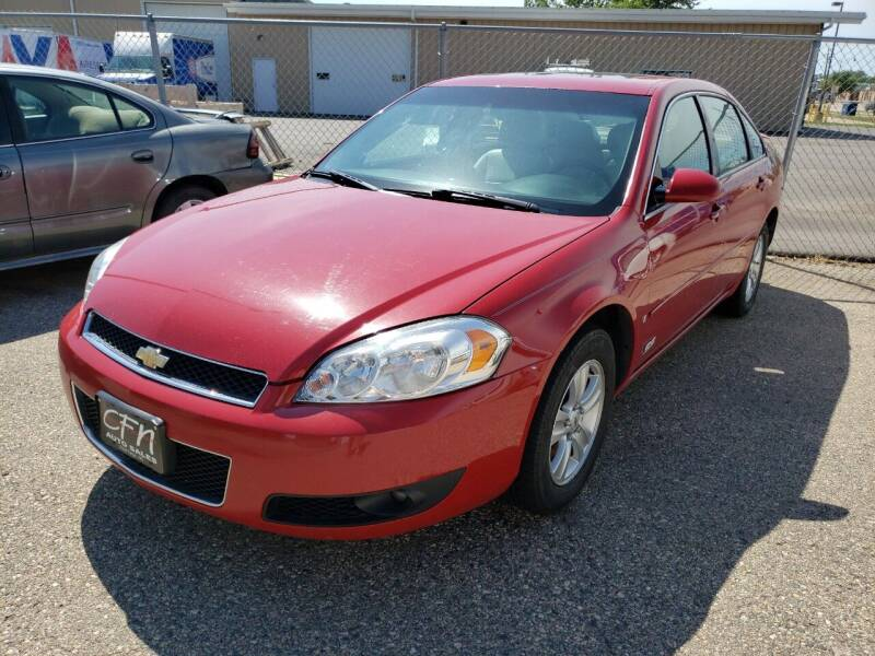 2007 Chevrolet Impala for sale at CFN Auto Sales in West Fargo ND