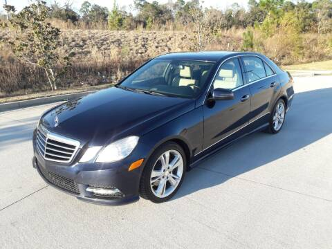 2013 Mercedes-Benz E-Class for sale at Car Shop of Mobile in Mobile AL