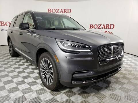 2022 Lincoln Aviator for sale at BOZARD FORD in Saint Augustine FL
