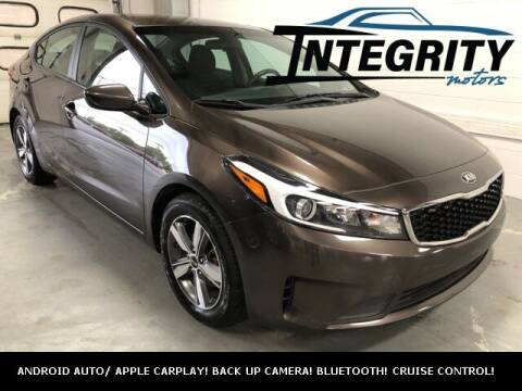 2018 Kia Forte for sale at Integrity Motors, Inc. in Fond Du Lac WI