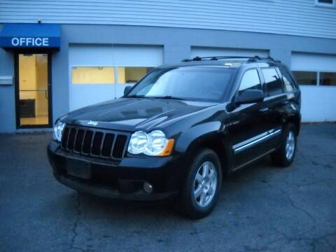 2010 Jeep Grand Cherokee for sale at Best Wheels Imports in Johnston RI
