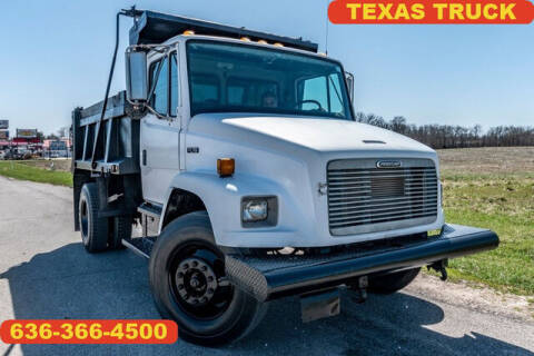 1999 Freightliner FL70 for sale at Fruendly Auto Source in Moscow Mills MO