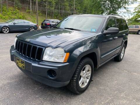 2007 Jeep Grand Cherokee for sale at Bladecki Auto LLC in Belmont NH