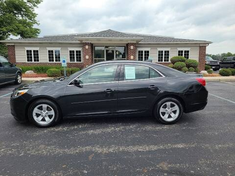 2015 Chevrolet Malibu for sale at Pierce Automotive, Inc. in Antwerp OH