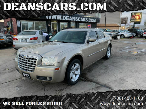 2008 Chrysler 300 for sale at DEANSCARS.COM in Bridgeview IL