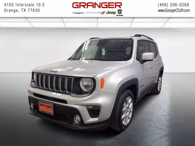 2021 Jeep Renegade for sale in Orange, TX