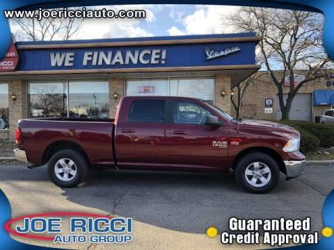 2019 RAM Ram Pickup 1500 Classic for sale at Mr Intellectual Cars in Shelby Township MI