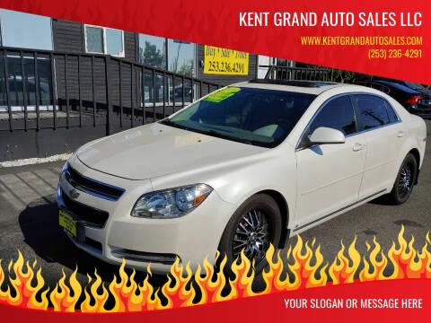 2010 Chevrolet Malibu for sale at KENT GRAND AUTO SALES LLC in Kent WA