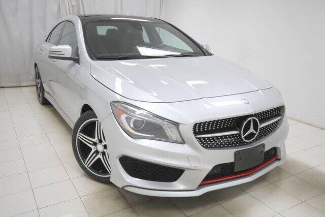 2015 Mercedes-Benz CLA for sale at EMG AUTO SALES in Avenel NJ