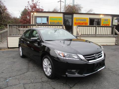 2015 Honda Accord for sale at Unlimited Auto Sales Inc. in Mount Sinai NY