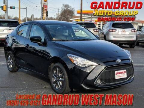 2019 Toyota Yaris for sale at GANDRUD CHEVROLET in Green Bay WI