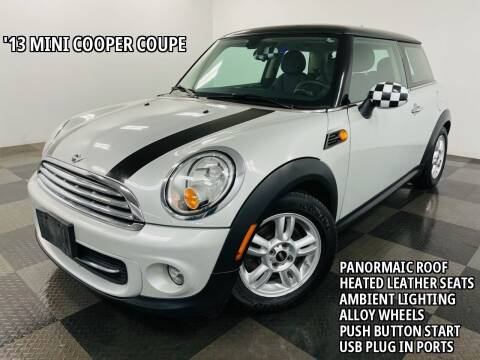 2013 MINI Hardtop for sale at CarCo Direct in Cleveland OH
