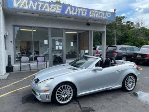 2006 Mercedes-Benz SLK for sale at Vantage Auto Group in Brick NJ