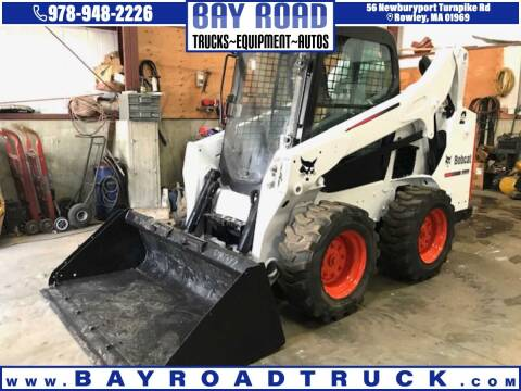 2013 Bobcat S-530 for sale at Bay Road Trucks in Newbury MA
