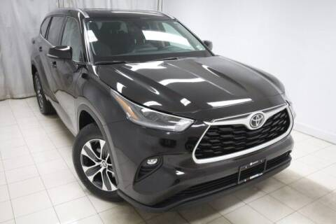 2021 Toyota Highlander for sale at EMG AUTO SALES in Avenel NJ