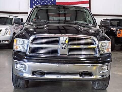 2012 RAM Ram Pickup 1500 for sale at Texas Motor Sport in Houston TX