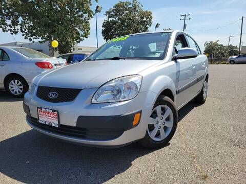 2008 Kia Rio for sale at Primo Auto Sales in Merced CA