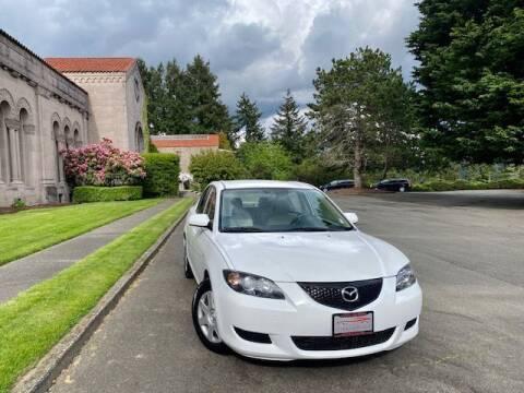 2006 Mazda MAZDA3 for sale at EZ Deals Auto in Seattle WA