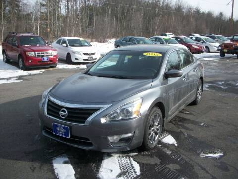 2015 Nissan Altima for sale at Auto Images Auto Sales LLC in Rochester NH