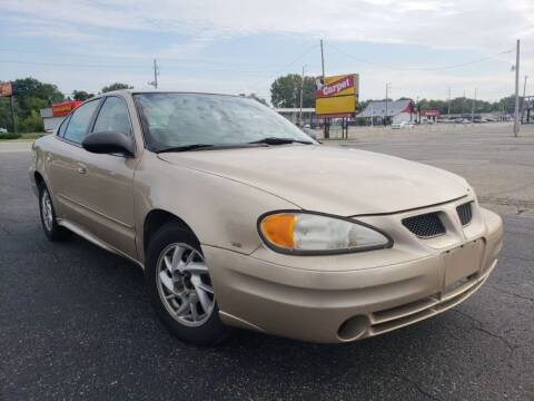 2004 Pontiac Grand Am for sale at speedy auto sales in Indianapolis IN