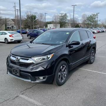 2018 Honda CR-V for sale at Coast to Coast Imports in Fishers IN
